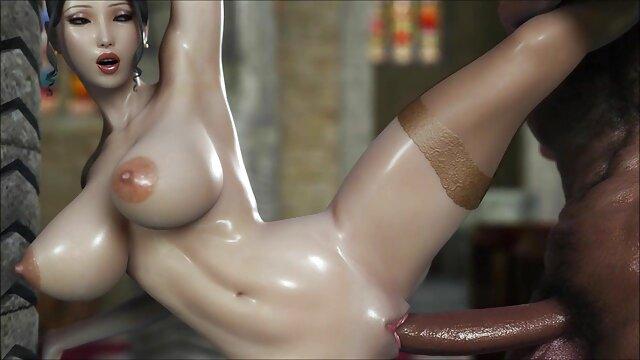Xemale devastado Anal vídeo pornô mulher transando (1080p)